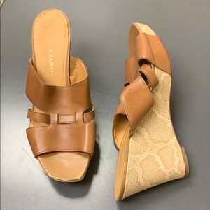 Franco Sarto Carlitos Wedges